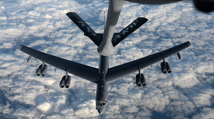 NATO's Polar Roar: 5 US bombers 'intercepted' in large-scale exercise over Baltic Sea