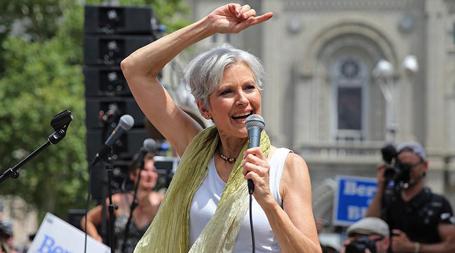 Green Party candidate Jill Stein announces VP running mate
