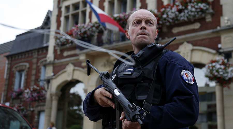 Dozens of French towns to arm local police as mayor says non-lethal weapons not enough