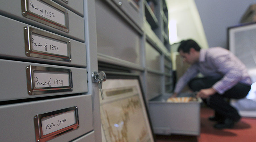 Files linking Britain to Israel's nuclear weapons go missing from National Archives