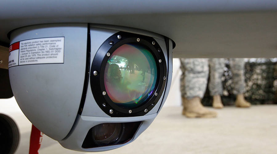 DARPA researching camera technology that can see around walls