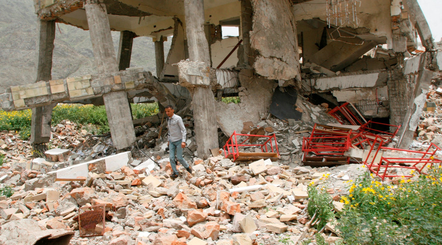 Bombs made in UK dropped on Yemeni civilians, human rights group claims