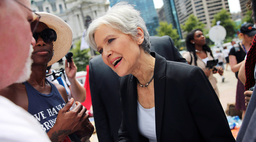 Sanders supporters mull ditching Hillary for Jill Stein as Green Party gathers in Texas