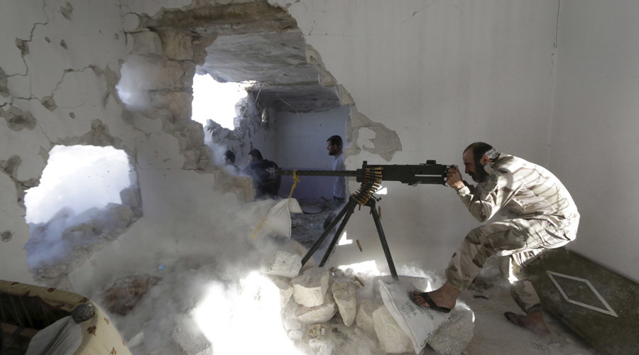 Terrorists execute 3 civilians trying to flee Aleppo via humanitarian corridor – Russian MoD