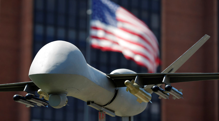 US drone warfare relies on 'near certainty' of target IDs & collateral damage