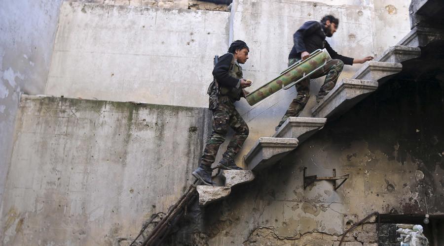Jihadists in Aleppo claim siege breach, but suffer heavy losses & setbacks according to Syrian govt