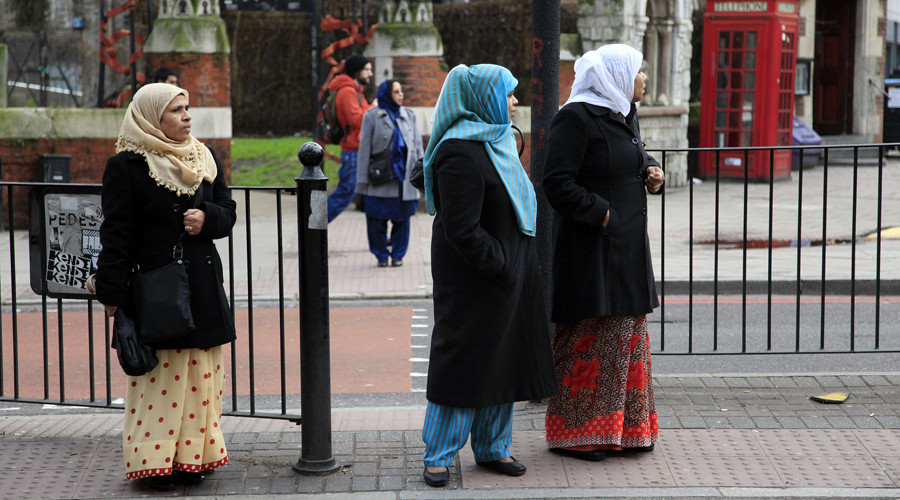 Has political correctness finished with Muslims?
