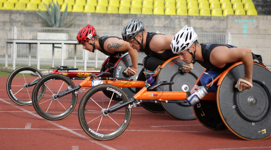 Russian Paralympic team's ban from Rio Games
