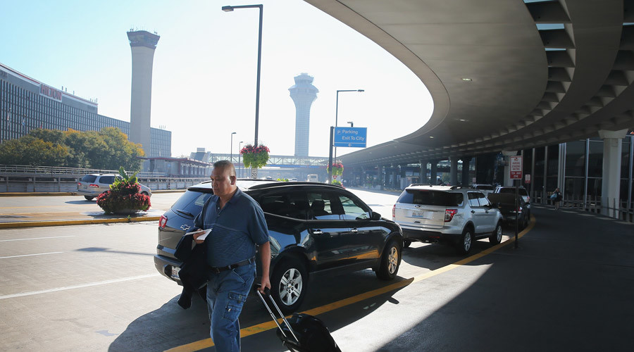 'Suspicious package' triggers security sweep on plane at Chicago O'Hare Airport