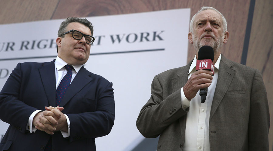 Have Trotskyists invaded the Labour Party? Corbyn supporters laugh off deputy leader's theory