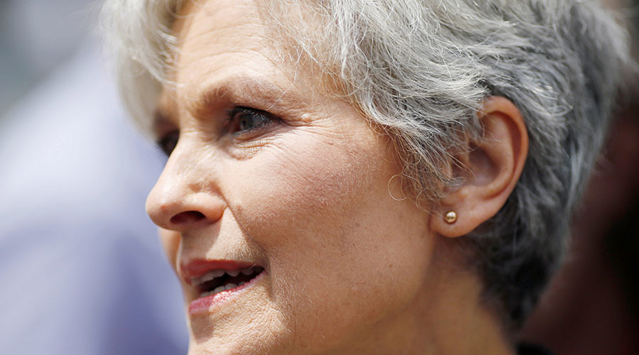 Debunking the media's smear campaign against Green presidential candidate Jill Stein