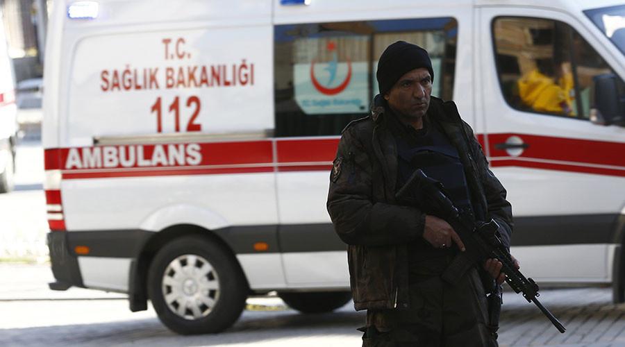 At least 9 dead, dozens injured in coordinated Turkey blasts