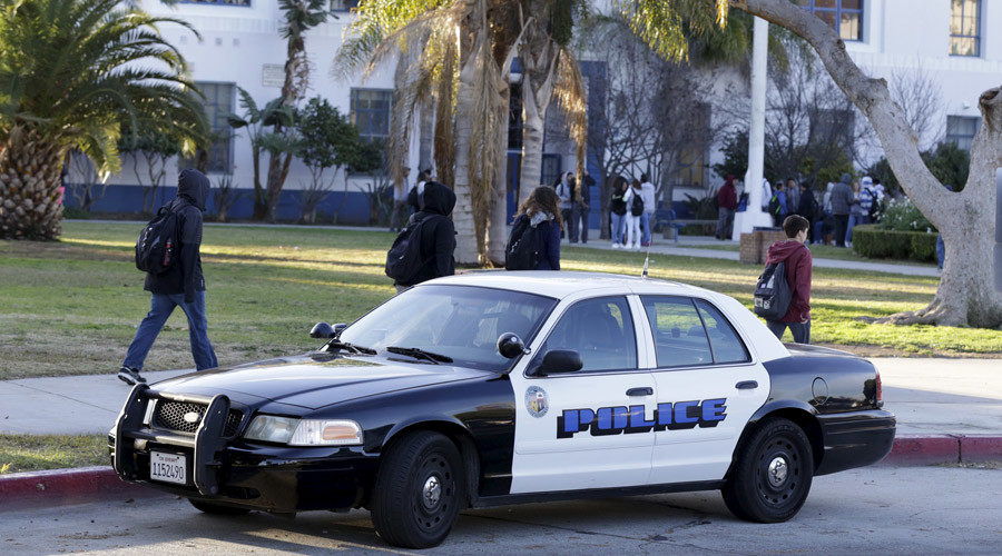 LA police shot 14yo boy, said he 'had a gun'