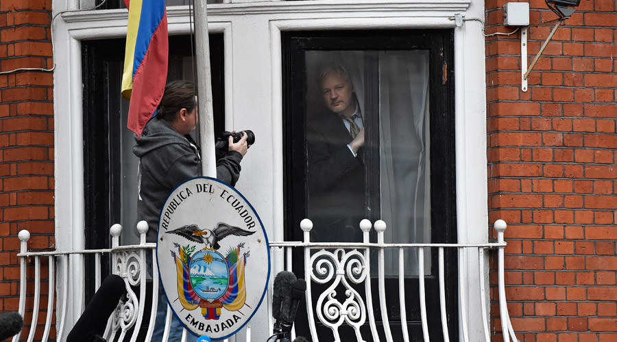 Ecuador allows Sweden to interview WikiLeaks co-founder Assange in its London embassy