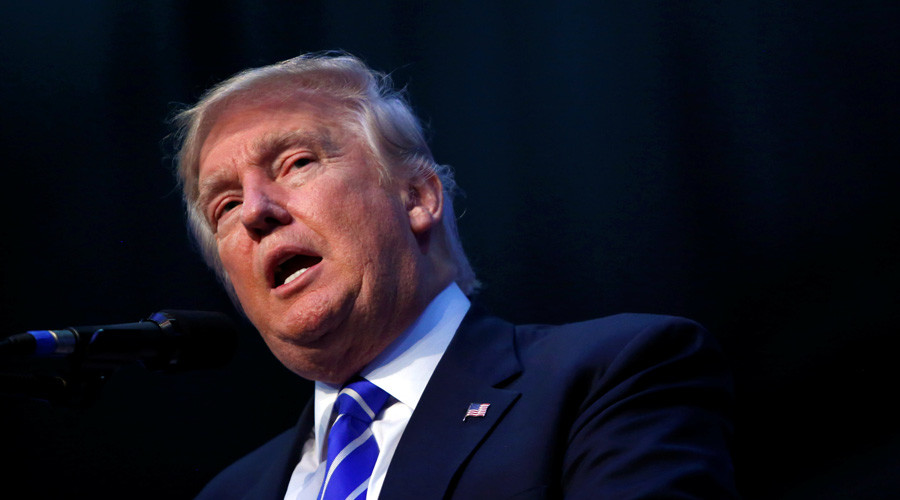 Trump calls Obama 'founder of ISIS' with Clinton as 'co-founder'