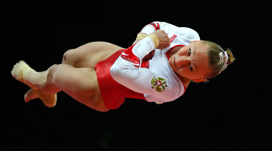 Russian gymnast Paseka wins silver in women's vault