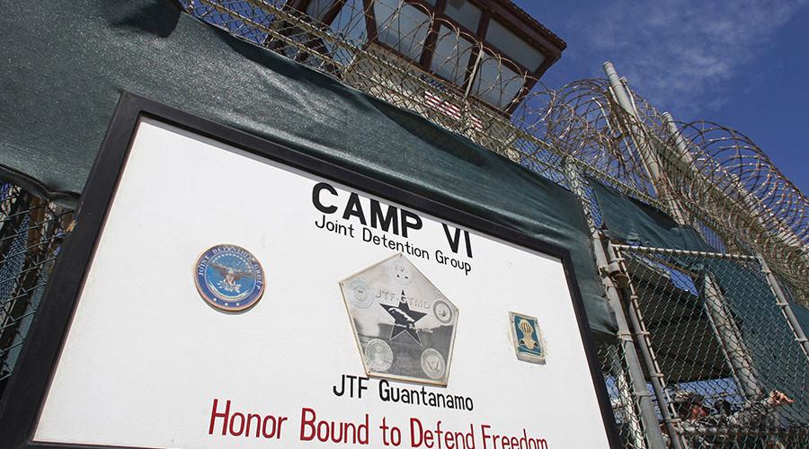 Shrinking Gitmo: 15 prisoners transferred in largest Obama-era release