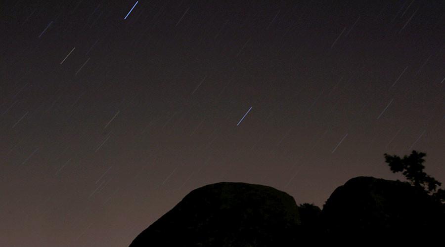 Mysterious 'fireball' lights up San Diego sky (VIDEOS)