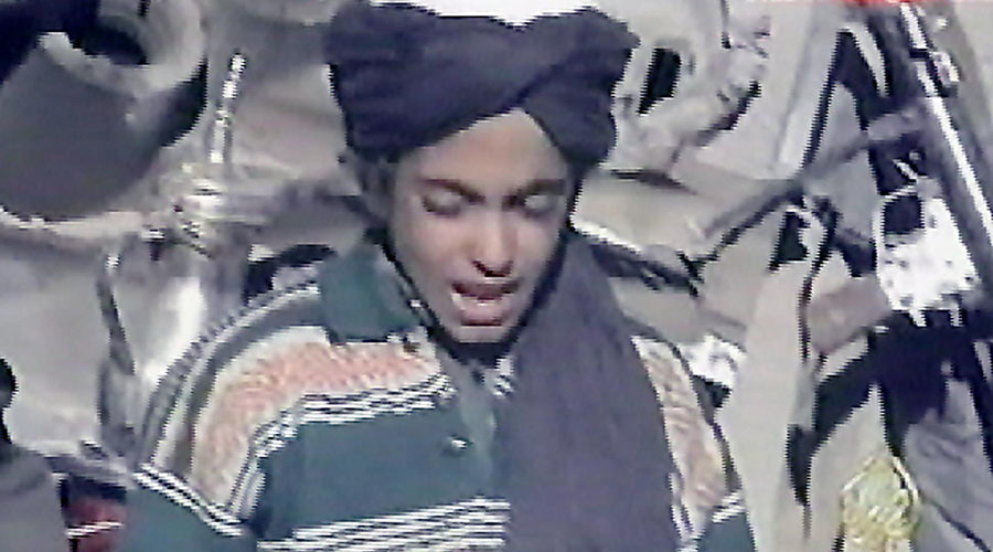 Bin Laden's son urges jihad against Saudi regime & US influence