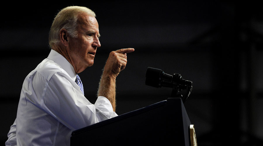 'Arrogant, insensitive, wrong': US VP Biden causes uproar with remark on Japan's constitution
