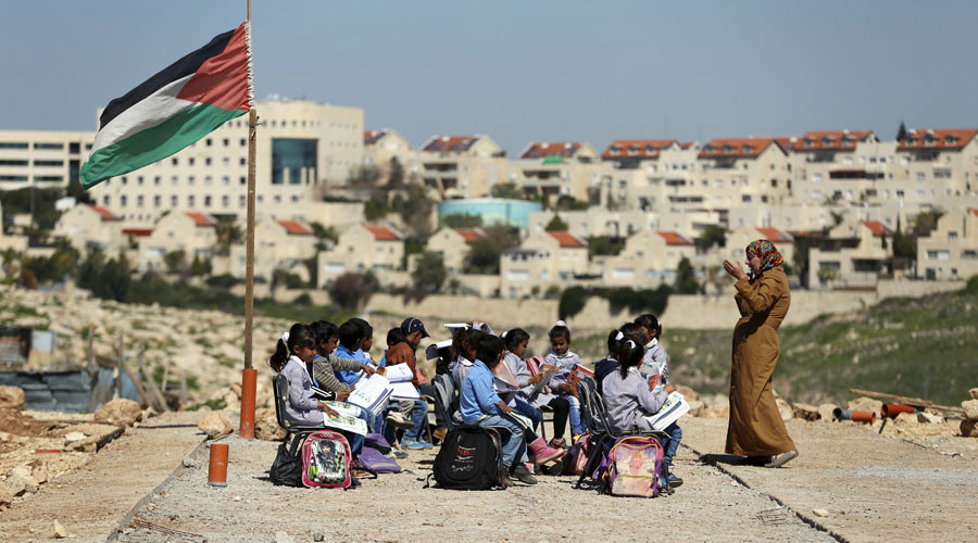 Israel to destroy Palestinian school in West Bank, UN demands halt to demolitions