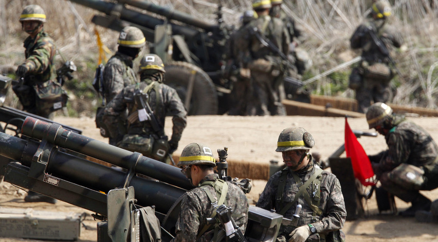 Seoul holds largest-ever artillery drills to discourage Pyongyang's potential provocations