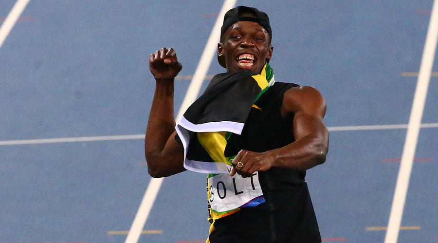 'I'm the greatest': Usain Bolt makes Olympic history with legendary 'triple-triple' gold