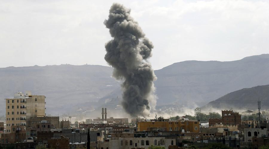 Pentagon withdraws assets from Riyadh amid mounting death toll in Saudi-led Yemen war