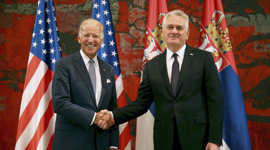 Biden in Belgrade: A trip down NATO-invasion memory lane
