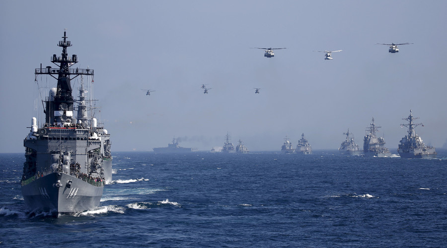 'Red line': China warned Japan against joining US freedom of navigation stunts