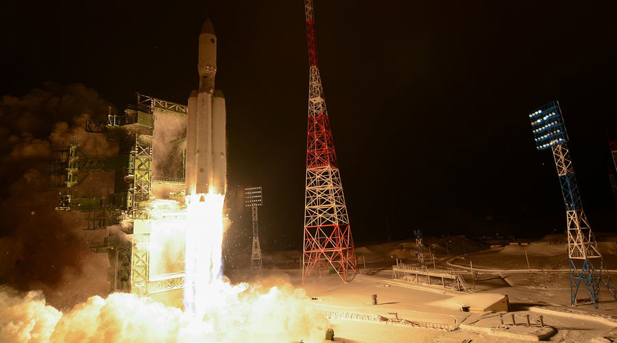 Russia's A5V moon mission rocket may be replaced with new super-heavy-lift vehicle