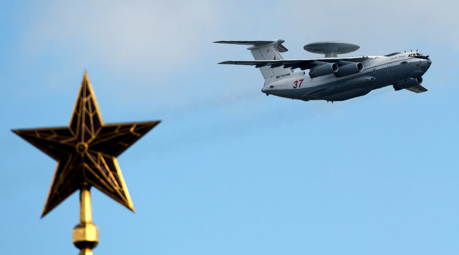 Radar for Russia's next-gen A-100 AWACS to be flight-tested next March – report