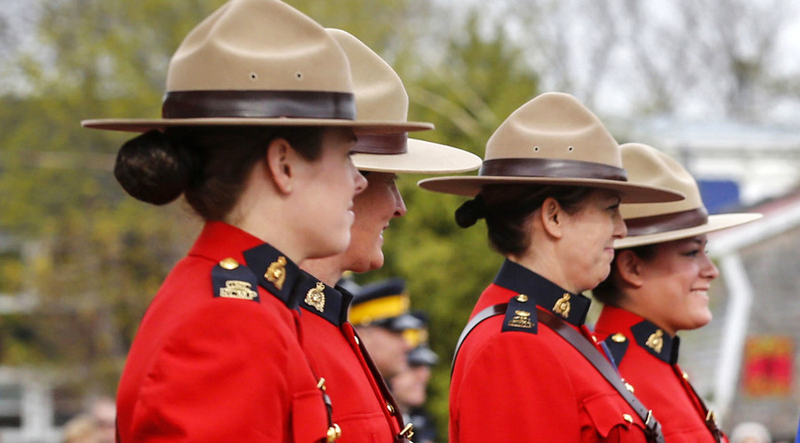 Canada's Muslim Mounties allowed to wear hijabs on duty