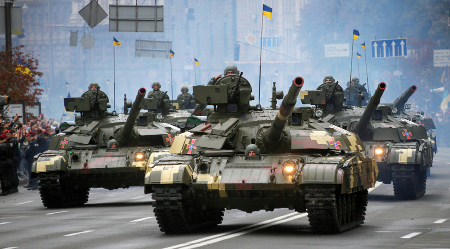 Modern Ukraine is 25 yrs old, but is it actually independent?