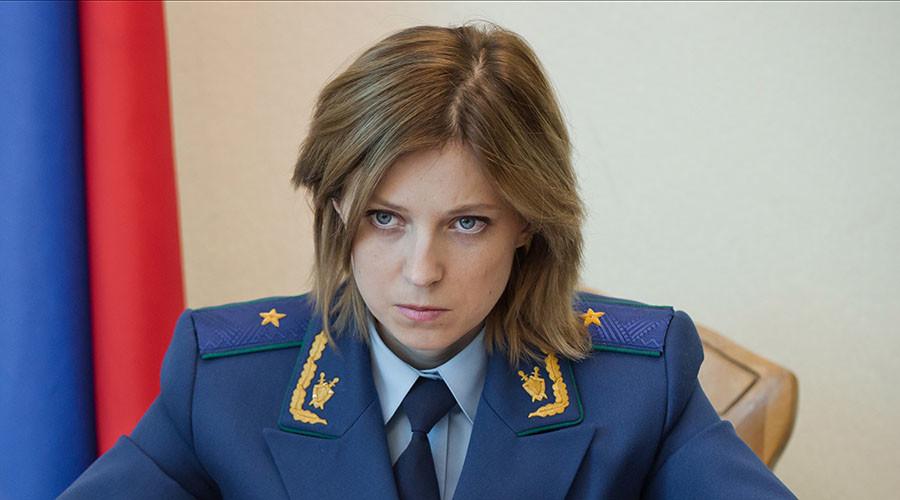 'Progressing senility': Poklonskaya blasts Kiev for calling Crimean elections 'illegal'
