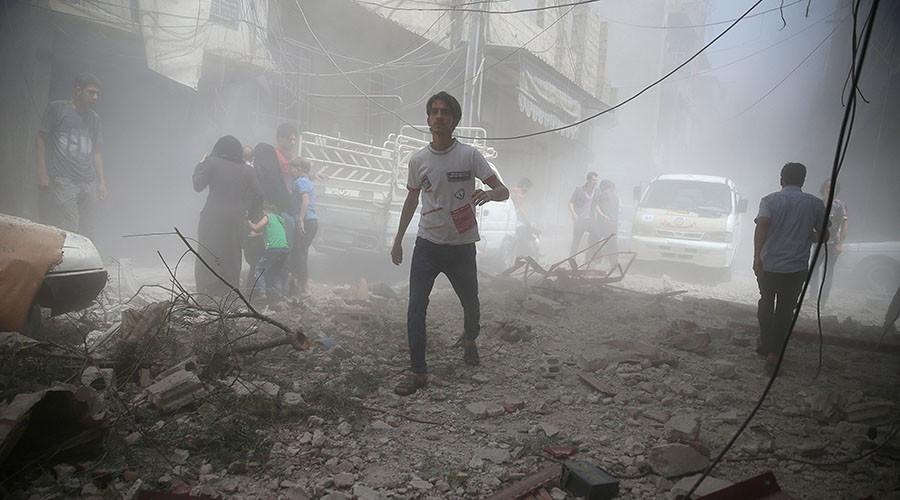 'PsyOps to build case against Assad'