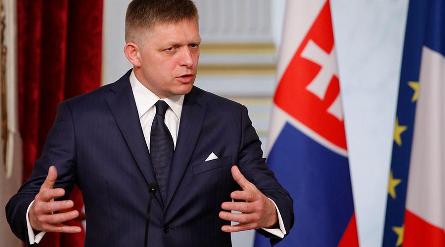Slovak PM urges EU to lift anti-Russian sanctions