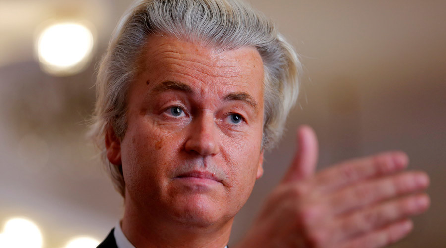 Close all mosques & ban the Koran: Poll-topping Geert Wilders launches 'de-Islamization' manifesto
