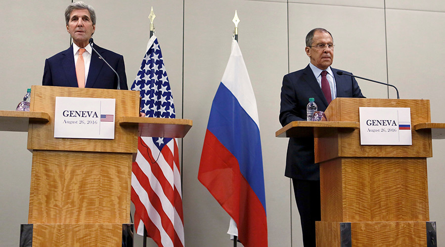 'US pretends there are moderates in Syria, Russia understands they are all terrorists'