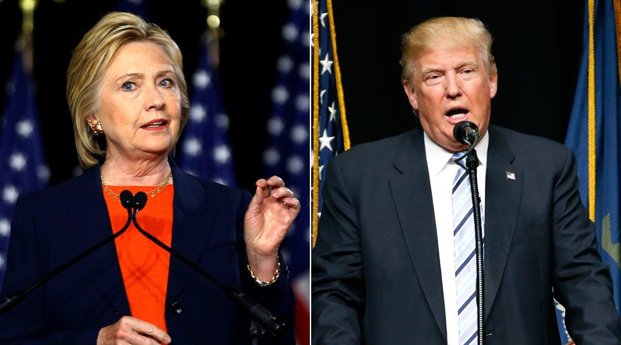 Foul-mouthed Trump supporters swear 135 percent more than Clinton's - study