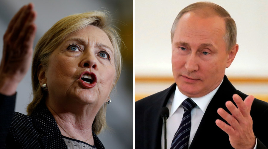 Love & Hate: What happened to Clinton-Putin relations?