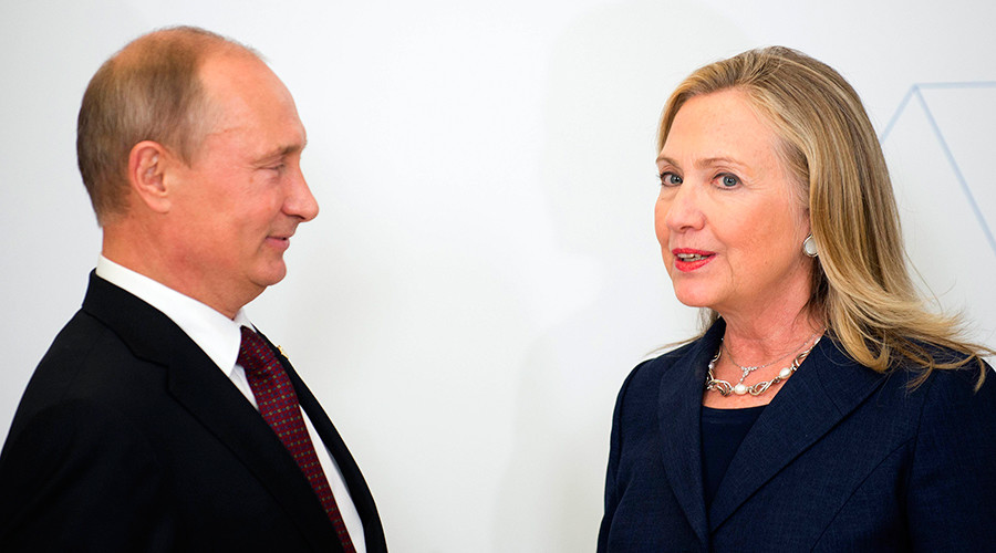 From bad to worse: Clinton laying foundation for increasingly hostile relations with Russia