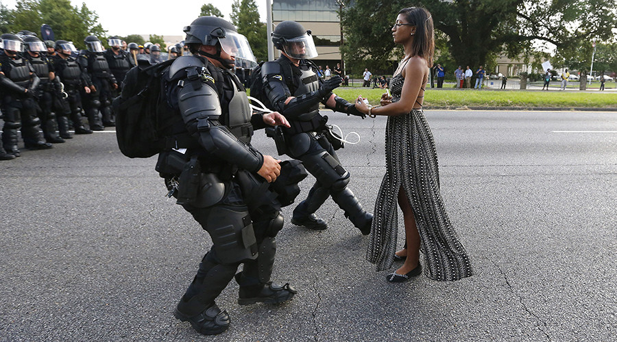 Police brutality against Blacks: 'Changes in the air thanks to videotape & social media'