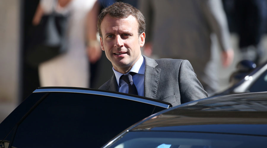 French Economy Minister Macron resigns from Hollande govt ahead of likely presidential bid