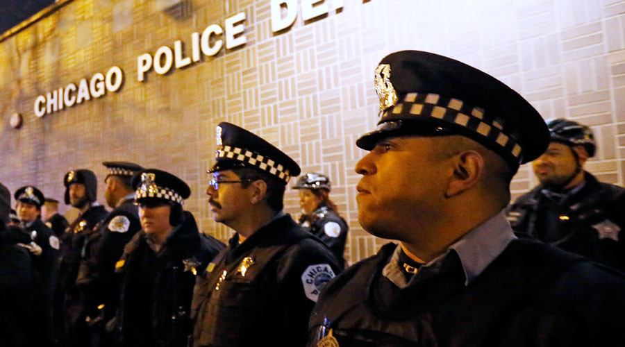 Chicago cops shoot at someone every 5 days