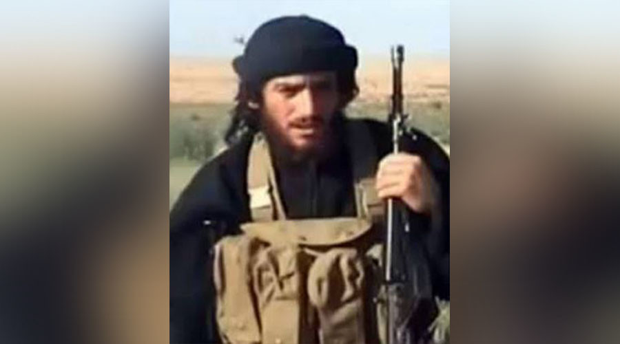 ISIS says top-tier leader Abu Mohammed al-Adnani killed in Aleppo
