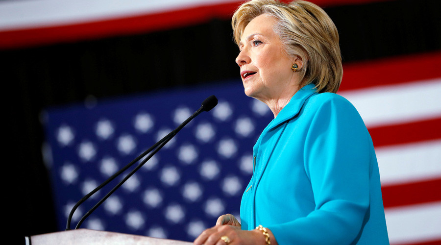 'Indispensable nation' – Hillary Clinton pitches American exceptionalism (VIDEO)