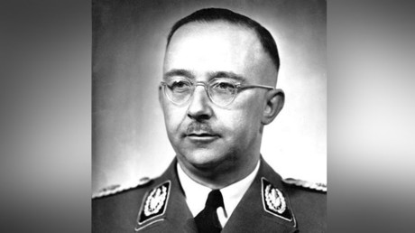 SS head Himmler's diary published in Germany from Russian archive