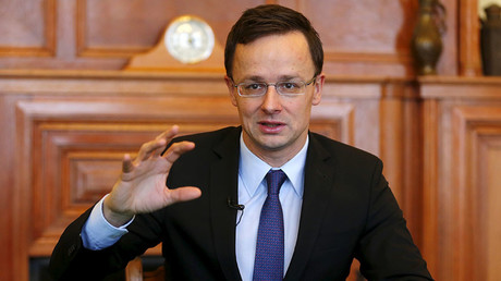 Russia poses no threat to NATO members - Hungarian FM