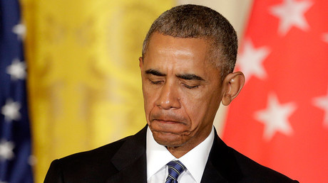 U.S. President Barack Obama © Joshua Roberts